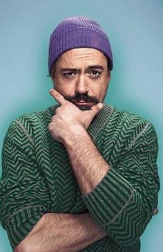 Robert Downey Jr - There's Something About This Photo, I love It