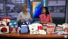 Lunch Box Trends on BT Vancouver - Vancouver Mom