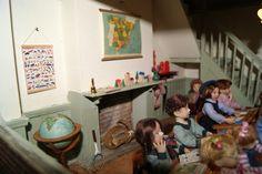 School by Vic Newey, children by Catherine Muniere