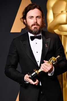 Casey Affleck: best actor in a leading role