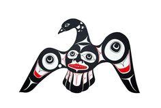 Black Brant-Print-Glen Rabena Nortwest Coast native Art