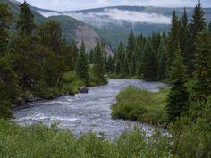 Conejos River, Platoro Colorado