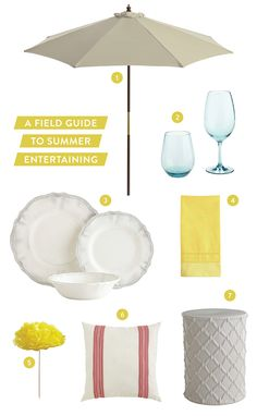 Summer Entertaining with Pier 1: http://www.stylemepretty.com/living/2015/05/11/a-field-guide-to-summer-entertaining-with-pier-1-imports/