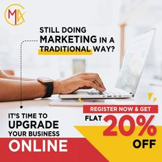 Are your current marketing efforts delivering zero results? Want to invest in impactful marketing campaigns? Not sure where to begin? Register TODAY and GET FLAT 20% OFF ON ALL DIGITAL MARKETING SERVICES. Hurry Up this offer is valid for the first 50 registrations only. 📲 +91 9730854825   +91 9870984347 📩 connect@marketaidmedia.com #marketaid #marketaidmedia #digitalmarketing #socialmedia #seo #website #contentmarketing #advertising #marketing #agency Top Digital Marketing Companies, Content Marketing, Social Media Marketing, Online Business, Seo, Connect, Investing, Campaign, Web Design