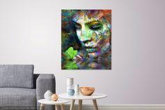 moment,Frau,Gesicht,abstrakte Kunst,moderne Kunst