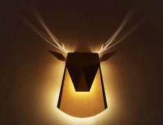 光のツノがなんだか優しい、大人の照明空間 - Peachy - ライブドアニュース