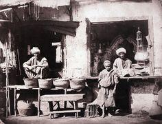 Wilhelm Hammerschmidt - Rice and Oil Merchants, Cairo, 1860