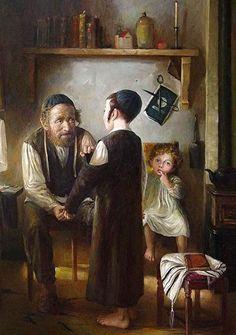 The Tailor; Elena Flerova (1943, Russian)