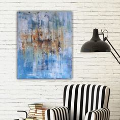 "30 likerklikk, 1 kommentarer – Elisabeth Larem, Bodø Norway (@elisabeth_larem_galleri) på Instagram: ""Juhuuu, fikk malt i helga🤩. Dette er 80x100. . . . #art #bodø #norway #interiør #artist #painting…"" Artwork, Painting, Pictures, Work Of Art, Auguste Rodin Artwork, Painting Art, Artworks, Paintings, Painted Canvas"
