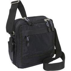 Derek Alexander North/South Top Zip Shoulder Bag - Shop Spare Parts Chicago