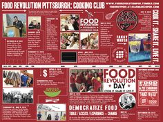 Check out what's been happening in Pittsburgh since the Food Revolution began there in 2012!