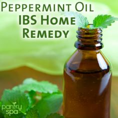 Dr Oz Peppermint Oil: Indigestion Remedy & IBS Home Remedy