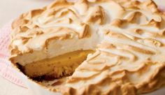 t be put off by the long method, it will help you to avoid a raw-tasting filling and meringue slipping off and pulling away from the sides. Raw Desserts, No Bake Desserts, Delicious Desserts, Yummy Food, Cheesecake Recipes, Pie Recipes, Baking Recipes, Best Lemon Meringue Pie, Recipe Search
