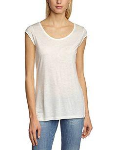 edc by ESPRIT - T-shirt - Manches courtes Femme -  Blanc - 40 edc by Esprit http://www.amazon.fr/dp/B00TUXJAWC/ref=cm_sw_r_pi_dp_YXf-wb0NAD5RG