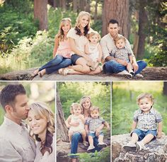 Big Bear Lake Photographer Fresh From God Photography: A Beautiful Family... {Antelope Valley Family Photography}  All the pics on this site are beautiful! Love.