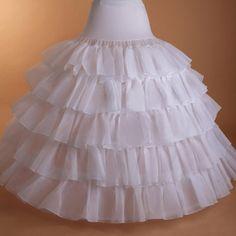 Comment Faire Un Jupon Little Girl Dresses, Girls Dresses, Formal Dresses, Wedding Dresses, Hoop Skirt, Bikini Pattern, Dance Costumes, Ball Gowns, Kids Outfits