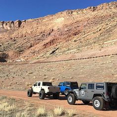 Be sure and check out the Starwood Jeeps if you are in Moab! #starwoodcustoms #sprintex #supercharged #hemi #jeep #bandit #jeeptruck #ejs2017 #moab #starwoodmotors