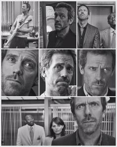 The many faces of Dr. Gregory House