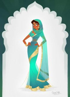 Indian by Stephy Coffey