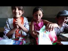 """Watching this 20-second OCC video will brighten your day! """"PLEASE"""" consider putting together a Show-box gift this Christmas. This is one of the best ways I know of teaching your Children the Principal """"That it is better to giver than to receive!"""" http://www.samaritanspurse.org/index.php/OCC/index/"""