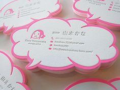 活版印刷×型抜き名刺 | 活版印刷、特殊加工の名刺│メイシスト                                                                                                                                                                                 もっと見る