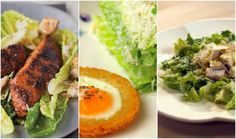 3 Ways To Switch Up Your Caesar Salad Game | Food Republic