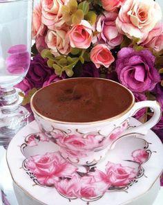 """Coffee Amiga """" Que hoy sea un dia pleno de alegrías ❤"""