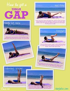 H~ I call this ITC (inner thigh clearance) #fitness #gap #thighs