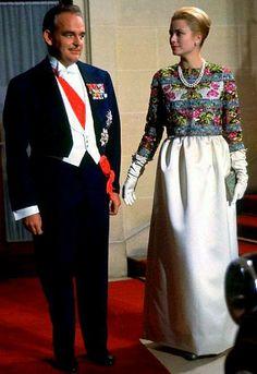 Prince Rainier           & Princess Grace