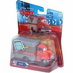 Disney / Pixar CARS Movie 155 Die Cast Car Oversized Vehicle Miles Meat Truck by Mattel. $22.99. TOON DELUXE MILES. TOY OR COLLECTIBLE. THANKS FOR LOOKING.. These diecast cars are smokin hot!Collect your favorites from the cast of CARS with these approximately 155 scale (Hot Wheels size) diecast actionsized vehicles! Collectors are scooping these up and some are getting very hard to find! Lock in now!