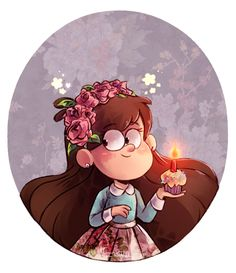 Image uploaded by Nahiir Find images and videos about gravity falls, mabel and cute art on We Heart It - the app to get lost in what you love. Dipper Y Mabel, Mabel Pines, Dipper Pines, Monster Falls, Desenhos Gravity Falls, Gavity Falls, Mabill, Gravity Falls Art, Reverse Falls