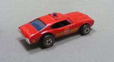1974 Vintage Hot Wheels Cars | Chief's Special