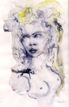 Léonor Fini - Autoportrait