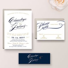 DIY Invitation