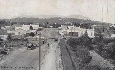 Vintage Photo of Leura, Blue Mountains NSW