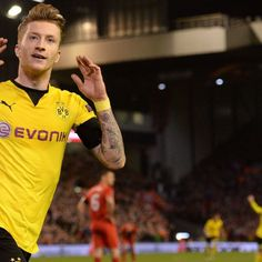 Borussia Dortmund's Marco Reus 'fired up' for comeback vs. Bayern Munich