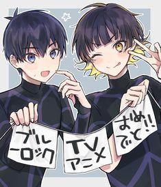 Anime W, Blue Block, Manga, Manga Anime, Manga Comics, Manga Art
