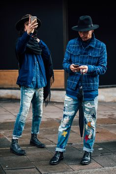 london fashion week mens, winter 2017, fall 2018, street style, look masculino, blogger, blog de moda masculina, alex cursino, youtuber, canal de moda, dicas de moda (53)