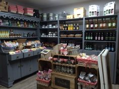Come and see our newly refurbished shop in #Hawkshead! #Relish #makeover