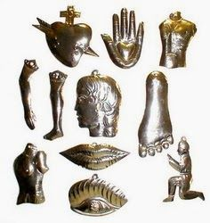 Milagros ... Representing A Variety Of Body Parts