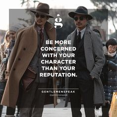 Agreed! . Dont forget: Turn Post Notification On! Wallpapers in bio link. . . #GentlemenSpeak #Gentleman #Quotes #Follow #Blogger #Entrepreneur #Life #Motivation #Inspiration #InstaGood #InstaDaily #Quotestagram #QuoteOfTheDay #PhotoOfTheDay #Goals #Hustle #ThrowbackThursday #tbt #ThursdayThoughts #ThankfulThursday #Character #reputation #menfashion #fashion
