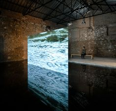 Nombre/ Museo del Agua.  Arquitecto/ Juan Domingo Santos. Ubicación/ Lanjarón, Granada, España.  2009.  Fotografía/ Fernando Alda.