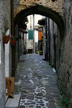 Pietracamela, Abruzzi, Italy