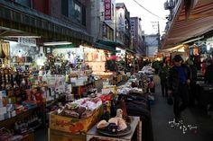 부산여행 中 남포동 국제시장에서 먹을 수 있는 길거리 음식들