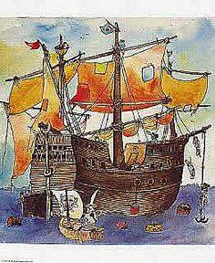 Janosch - Piraten