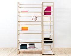 Librerías | Almacenamiento | Tre | Abstracta | Nina Jobs. Check it out on Architonic