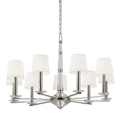 Porter Chandelier | Hudson Valley Lighting