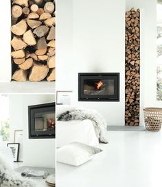 log wall - Google Search