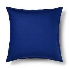 Cabana Pillow Sham Euro - Navy Sabrina Soto®