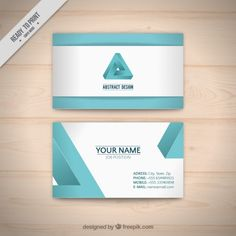 Business card template in corel draw format for free download and business cards triangles lipsense business cards visit cards carte de visite triangle shape name cards reheart Gallery
